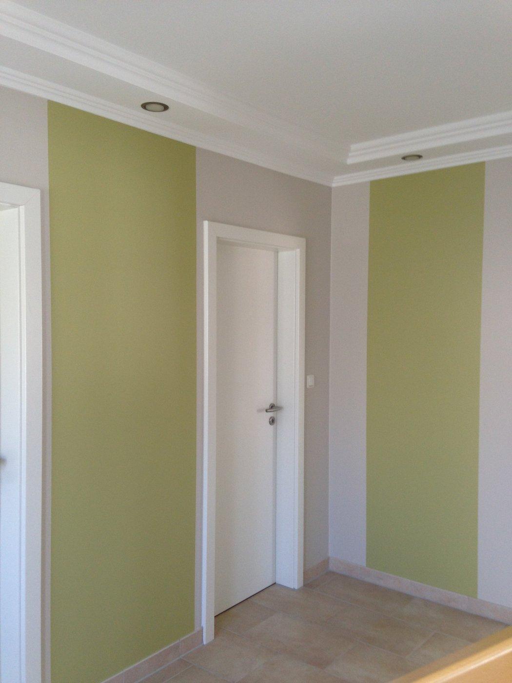Wandanstriche Auf Die Richtige Wandfarbe Kommt Es An